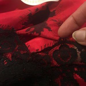 Victoria's Secret Intimates & Sleepwear - Victoria Secret chemise with  eyelash lace detail